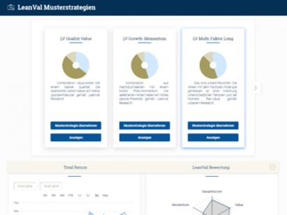 Research Platform LeanValStrategies
